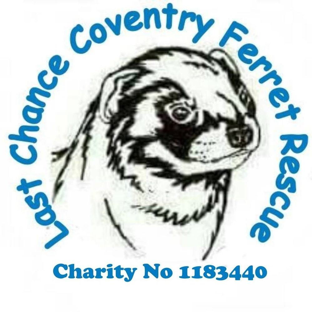 Last Chance Coventry Ferret Rescue logo