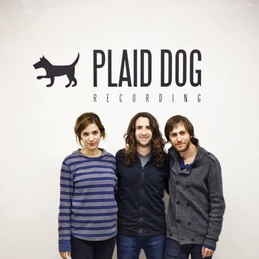 Plaid Dog Recording