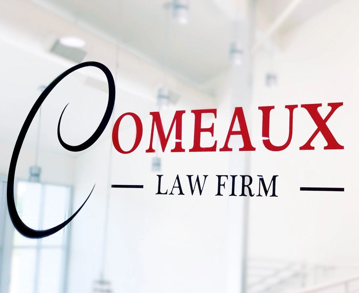 Personal Injury Lawyer Comeaux Law Firm Todd Comeaux