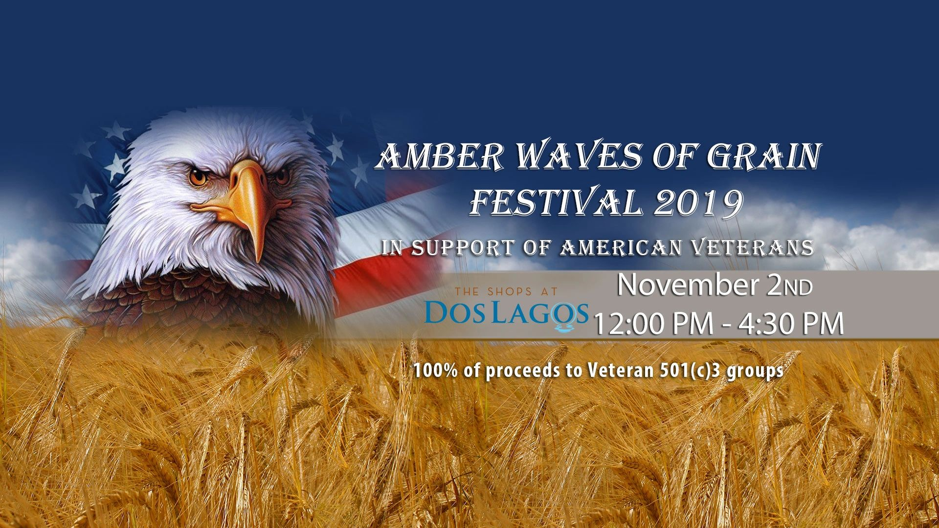 Event Info Amber Waves Of Grain