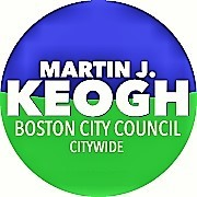 Marty Keogh Boston City Council at Large