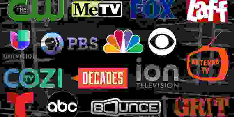 antenna TV channels