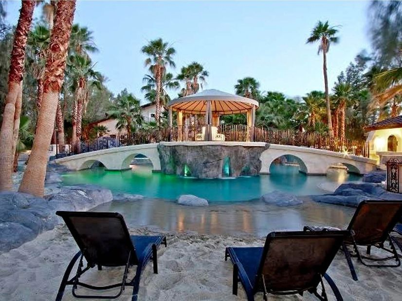 Highest Quality Paradise Valley Landscape Design and North Scottsdale Custom Swimming Pool Design