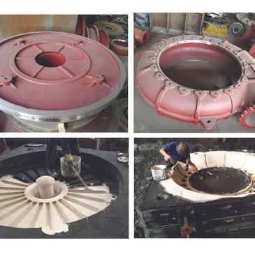 Slurry pumps and parts | Baoding wearpro Imp & Exp Co