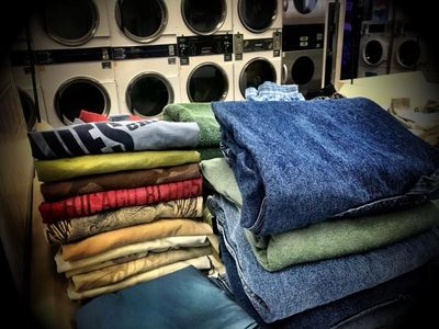 Drop Off Laundry Service in Anniston Oxford