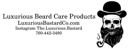 Luxurious Bastard Beard Care Products