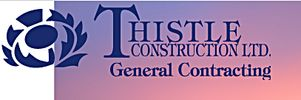 Thistle Construction and Homes Logo