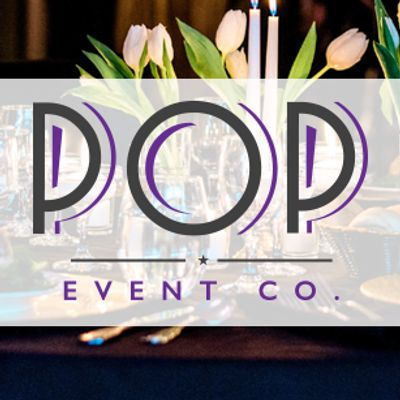 POP Event Co. Full Service Event Planning and Designer Tennessee, North Carolina, and Virginia