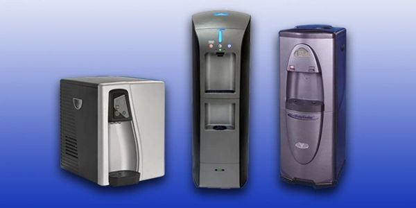 Water Time Installs Point of Use Water Coolers