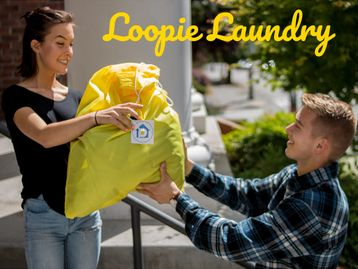 Loopie laundry delivery service