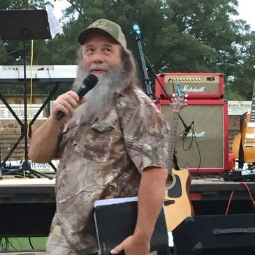 Mountain Man Duck Dynasty Celebrity Appearance