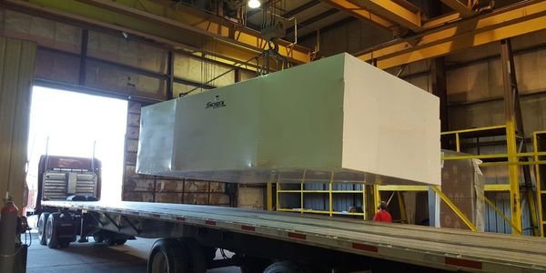 Gas Turbine Equipment US manufacturing low shipping cost exhaust liner panels