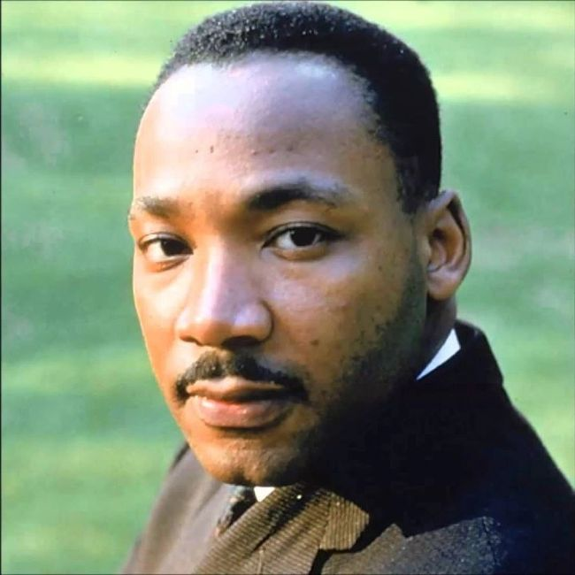 •	Reverend Dr. Martin Luther King Jr, dreamed of the day when all people would be judged by the cont