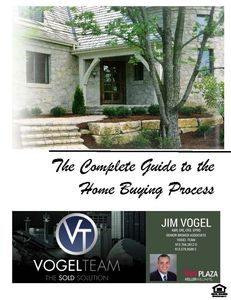 Download a comprehensive manual for your next home purchase!