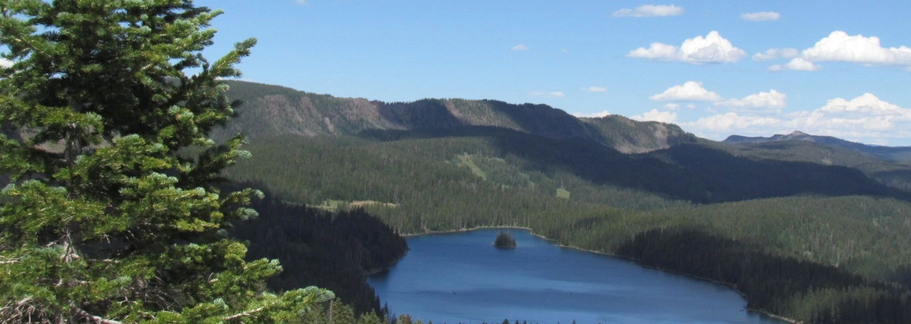 Island Lake on the Grand Mesa