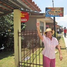 "The locale is named after the matriarch of the family, Maria ""Enedina""."