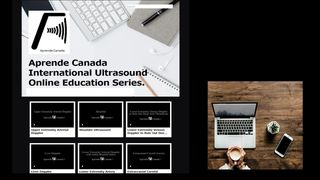 Customized sonography online programs including videos and webinars