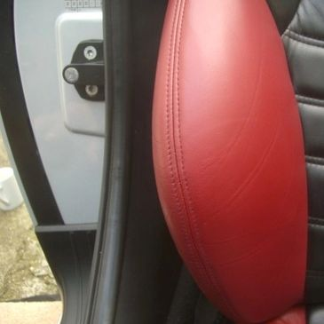 car seat leather repair