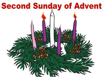 As we await Christ's return, come and join us in worship this second Sunday of Advent Dec. 8th.
