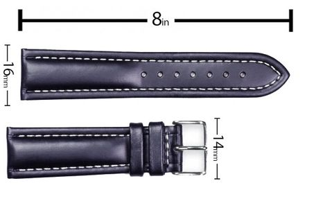 How to measure a watch band.