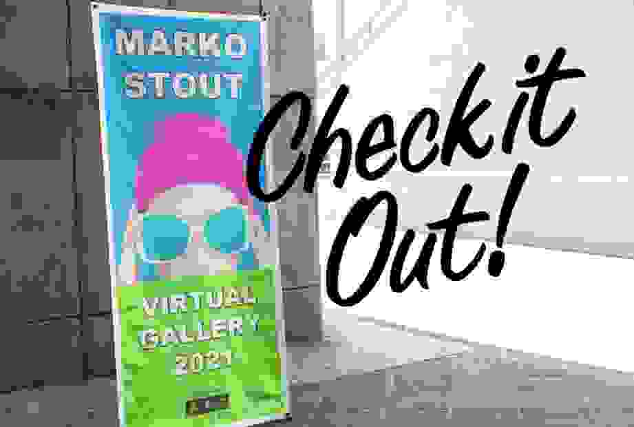 marko stout exhibition