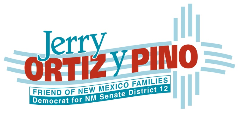 Jerry Ortiz y Pino for New Mexico Senate