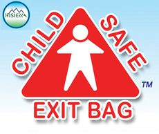 HISIERRA exit bags are certified child resistant packaging