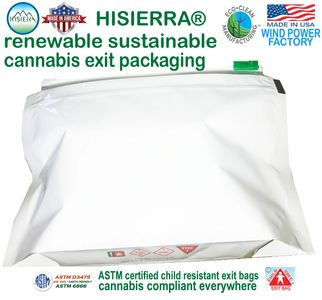 HISIERRA sustainable exit bags