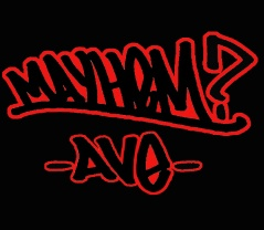 Mayhem Apparel  Virtually  4 Everyone