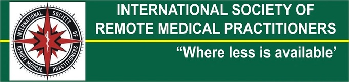 International Society of Remote Medical Practitioners