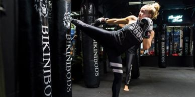 Springfield fitness kickboxing and Krav Maga