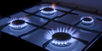 Gas Cooker Hob Installation