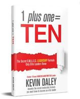Kevin Daley's 1 Plus One = Ten Book