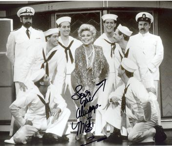 ANYTHING GOES starring the great  MITZI GAYNOR