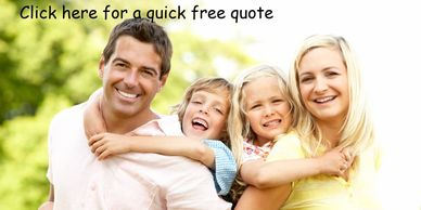 Fast free quotes and enrollment