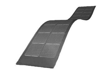 Merlin flexible solar panel