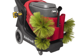 BrushBeast™ Air Duct Cleaning Machine