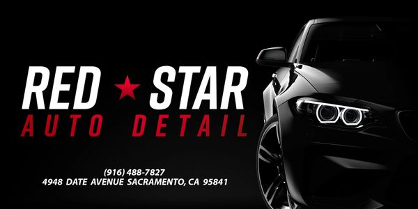 Red Star Auto Detail in Sacramento