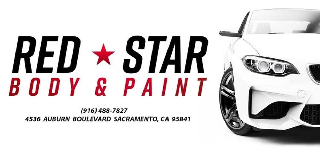 COLLISION REPAIR | RED STAR AUTO WORKS