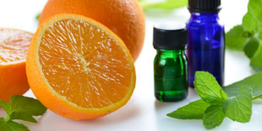 Citrus bliss, wild orange and peppermint essential oils are used for respiratory health and more.