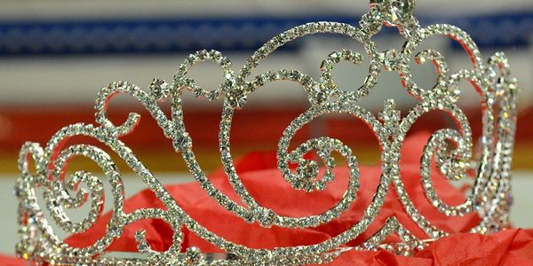 Greene County Fair Queen crown