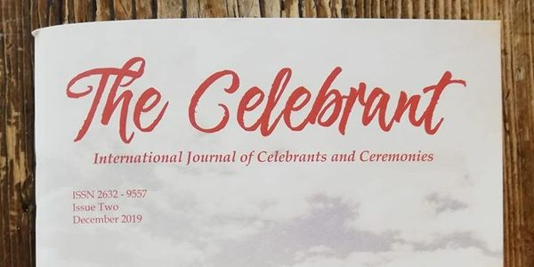 the celebrant journal, issue two