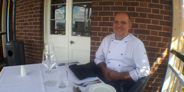 Mark our Head Chef