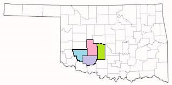 Services area includes: Caddo, Kiowa, Comanche, and Grady counties.