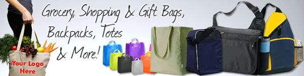 Grocery, Shopping, Gift Bags, Backpacks, Beach Bags, Totes