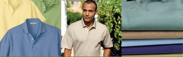 Golf Shirts, Polo Shirts, Trade Show Apparel