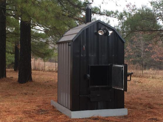 the best 5000 sq ft outdoor wood burner hydronic boiler furnace