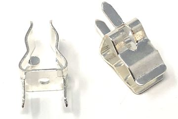 Silver Plated Circuit Board Fuse Holder