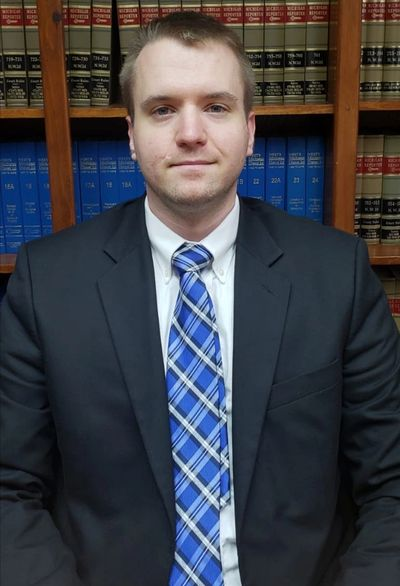 Attorney Blake A. Speck is ready to help with your legal issues today.