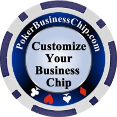 Poker chip business cards pokerbusinesschip the ultimate unique business card custom poker chip business card colourmoves